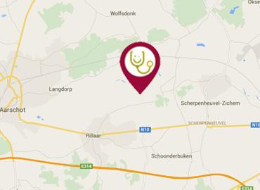 Thuisverpleging aan huis in Messelbroek