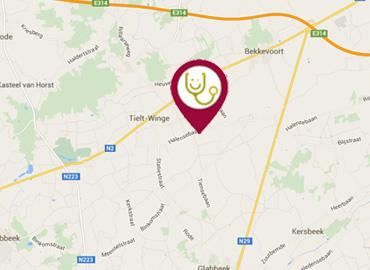 Thuisverpleging aan huis in Molenbeek-Wersbeek