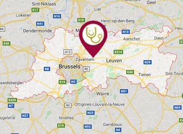 Thuisverpleging in regio Vlaams-Brabant via GP Thuisverpleging